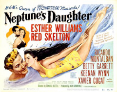 Neptunes Daughter 1949 DVD - Esther Williams / Red Skelton